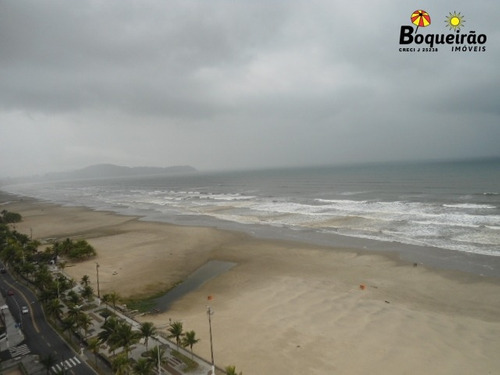 apartamento em praia grande,1 dormitório,vista p/ o mar! - 2584