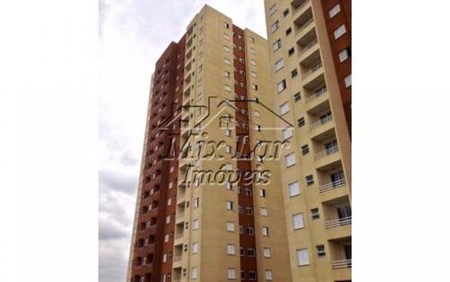 apartamento em quitaúna - osasco sp, com 47 m², sendo 2 dormitórios, sala, cozinha, banheiro e 1 vaga de garagem. whatsapp mix lar imóveis  9.4749-4346 .