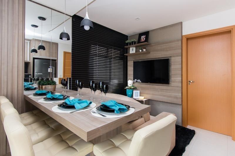 apartamento em rebouças, curitiba/pr de 28m² 1 quartos à venda por r$ 180.000,00 - ap529882