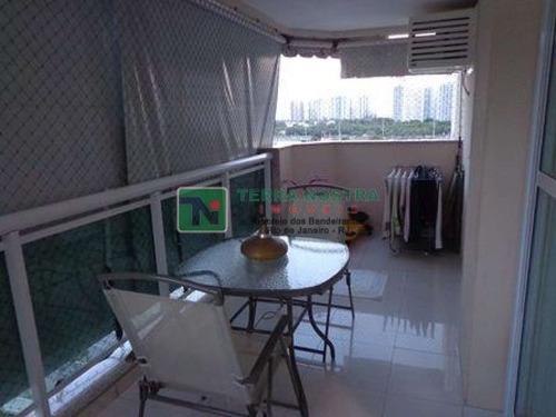 apartamento em recreio dos bandeirantes  - 25.2322 rec
