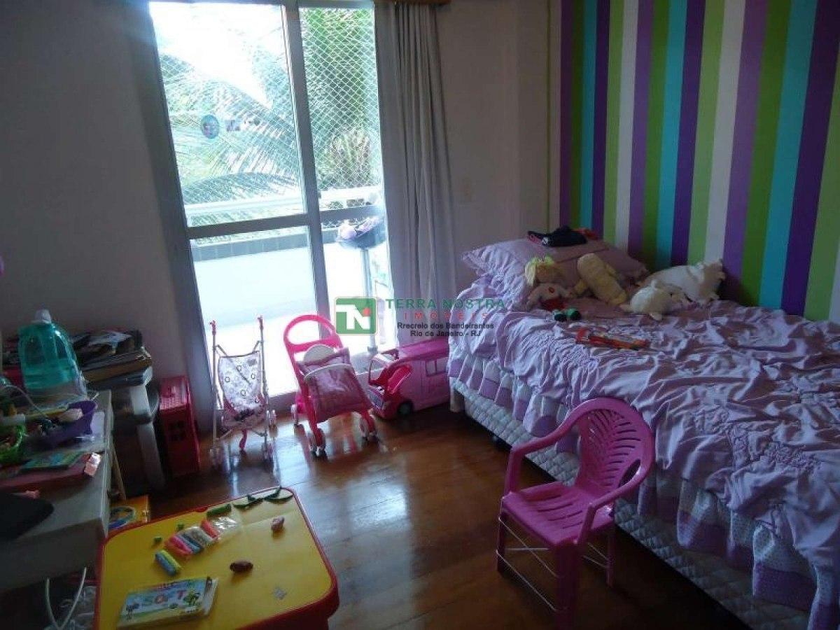 apartamento em recreio dos bandeirantes  - 35.2271 rec