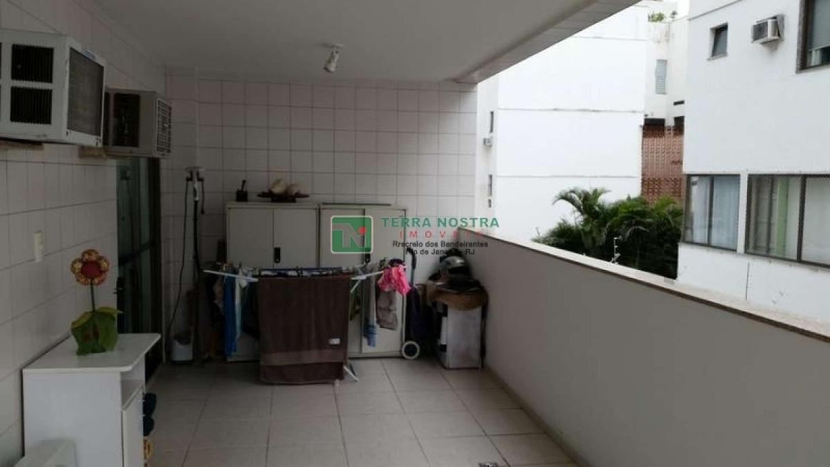 apartamento em recreio dos bandeirantes  - 35.2362 rec