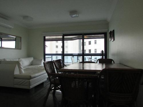 apartamento em riviera de são lourenço, bertioga/sp de 102m² 3 quartos para locação r$ 1.800,00/dia - ap205316