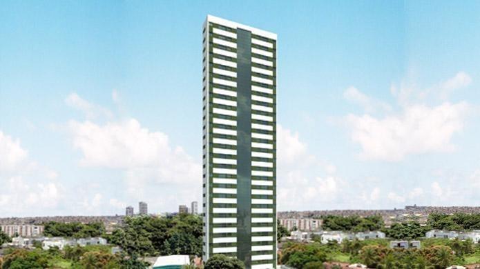 apartamento em rosarinho, recife/pe de 32m² 1 quartos à venda por r$ 276.680,00 - ap549972