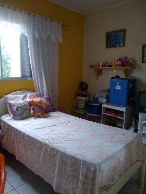 apartamento em rua calçada no umuarama em itanhaém -5268 npc