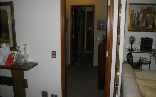 apartamento em rua nobre no  real parque -  sp.
