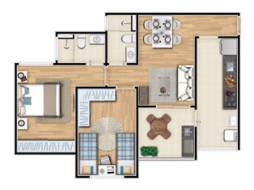 apartamento em salto sp, apartamento em salto sp, apartamentos em salto sp - ap-035 - 3180048