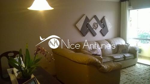 apartamento em santana com 2 dormitórios. - na8260