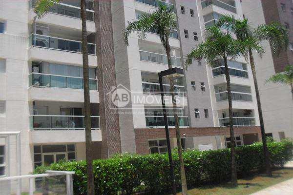 apartamento em santos bairro josé menino - v2379