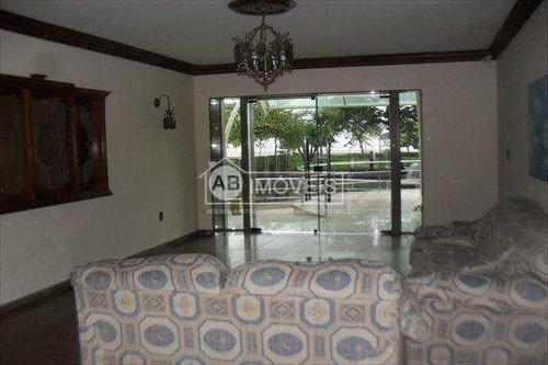 apartamento em santos bairro josé menino - v2742