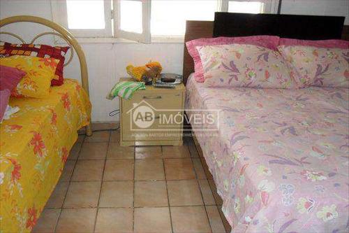 apartamento em santos bairro josé menino - v825