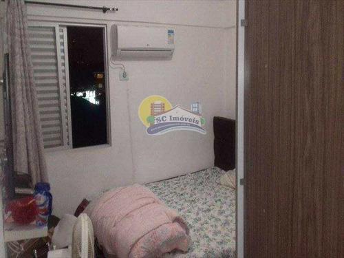 apartamento em santos bairro ponta da praia - v2852