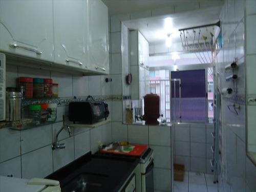 apartamento em santos, no bairro boqueirao - 1 dormitórios