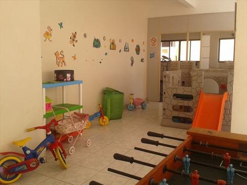apartamento em santos, no bairro campo grande - 2 dormitórios