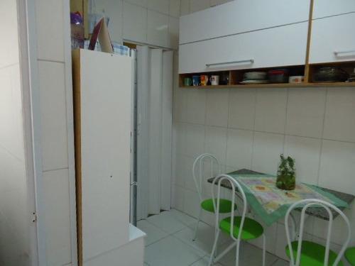 apartamento em santos, no bairro campo grande - 3 dormitórios