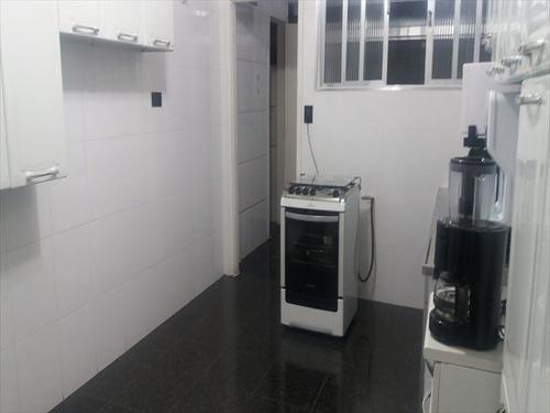 apartamento em santos, no bairro encruzilhada - 3 dormitórios