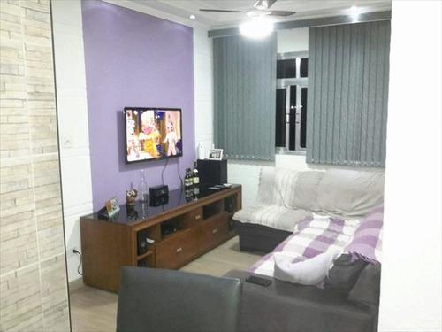 apartamento em santos, no bairro saboo - 2 dormitórios