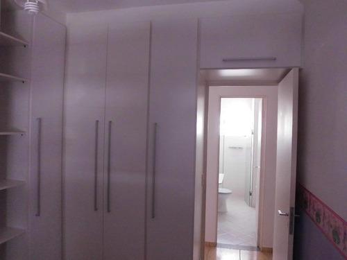 apartamento em saudade, araçatuba/sp de 97m² 3 quartos à venda por r$ 290.000,00 - ap203501