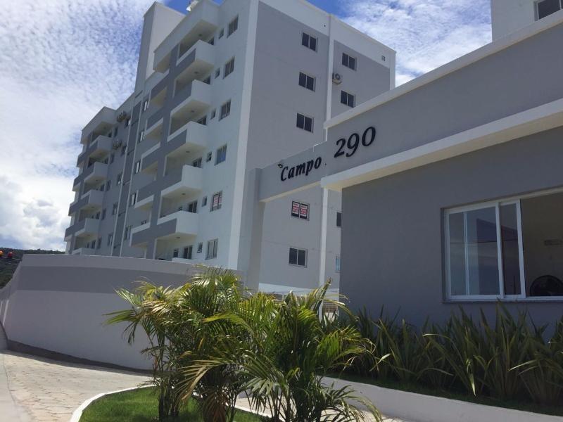 apartamento em serraria, são josé/sc de 70m² 2 quartos à venda por r$ 178.000,00 - ap388909