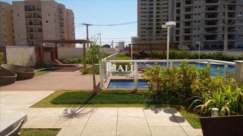 apartamento em são josé do rio preto bairro bom jardim - v409
