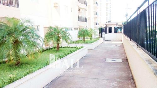 apartamento em são josé do rio preto bairro bom jardim - v549