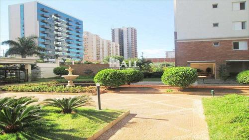 apartamento em são josé do rio preto bairro bom jardim - v827