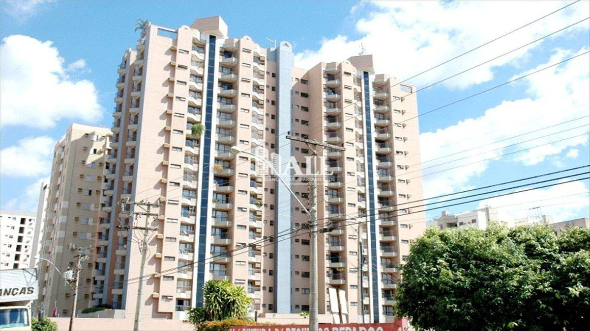 apartamento em são josé do rio preto bairro centro - v1031