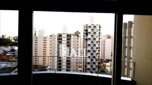 apartamento em são josé do rio preto bairro centro - v1128