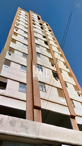 apartamento em são josé do rio preto bairro centro - v1418