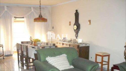 apartamento em são josé do rio preto bairro centro - v467