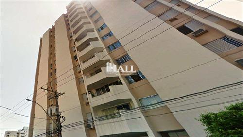 apartamento em são josé do rio preto bairro centro - v580