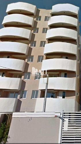 apartamento em são josé do rio preto bairro cidade nova - v204