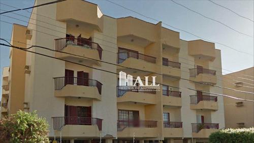 apartamento em são josé do rio preto bairro cidade nova - v491