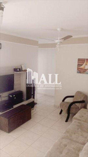 apartamento em são josé do rio preto bairro higienópolis - v1209