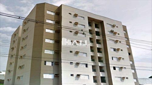apartamento em são josé do rio preto bairro jardim tarraf - v675