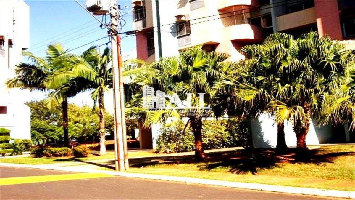 apartamento em são josé do rio preto bairro jardim vivendas - v1034