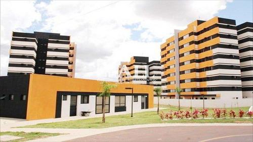 apartamento em são josé do rio preto bairro jardim vivendas - v1297