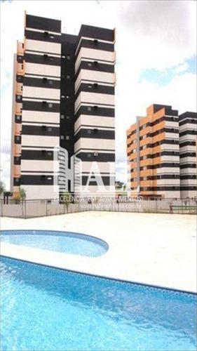 apartamento em são josé do rio preto bairro jardim vivendas - v705