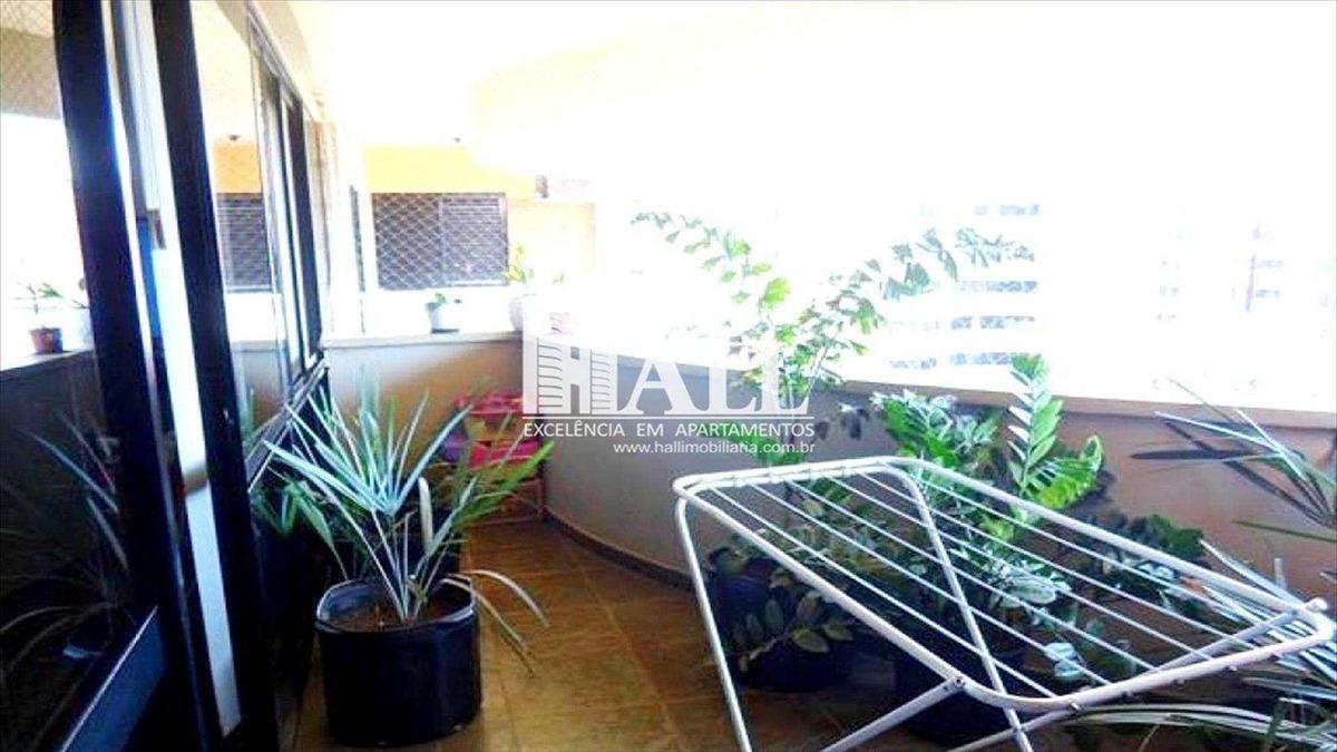 apartamento em são josé do rio preto bairro jardim vivendas - v750