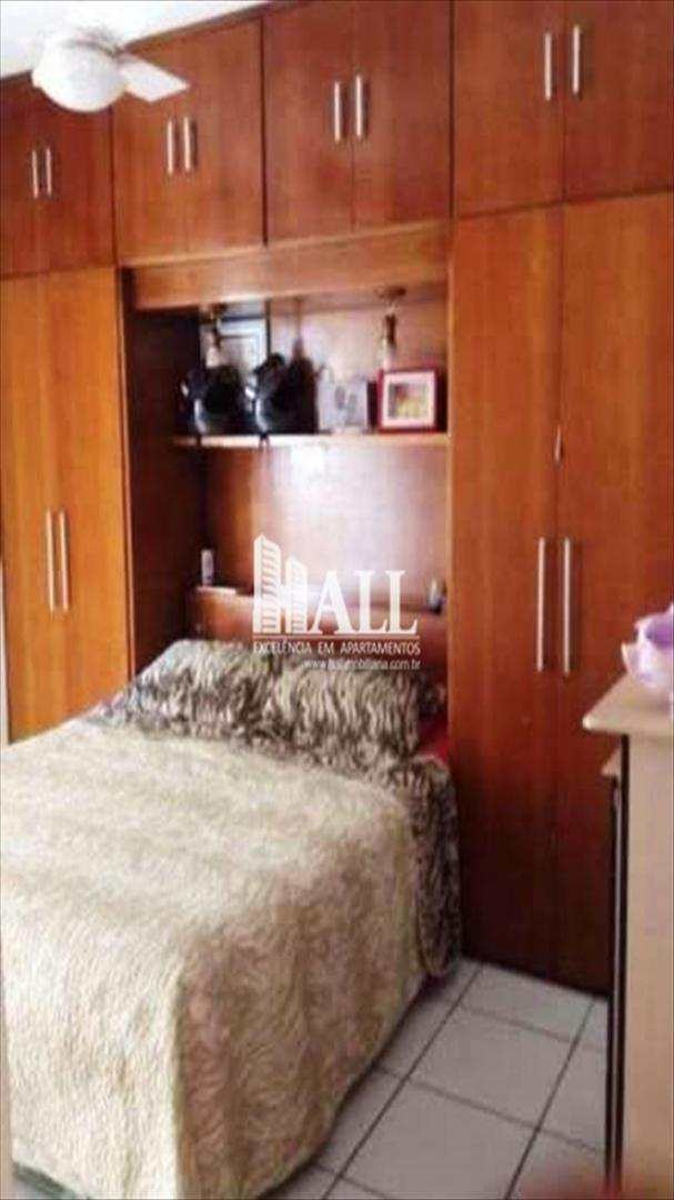 apartamento em são josé do rio preto bairro jardim walkíria - v1203