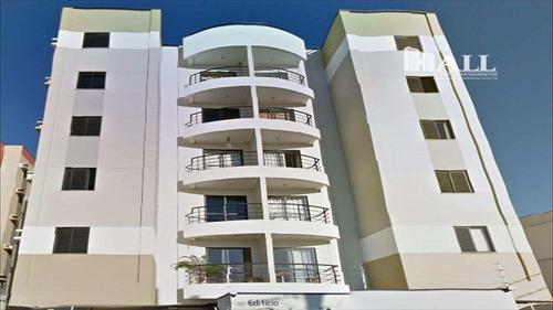 apartamento em são josé do rio preto bairro jardim walkíria - v350