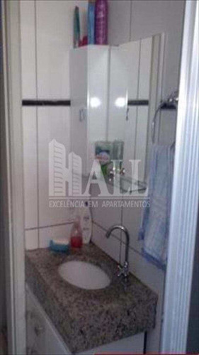 apartamento em são josé do rio preto bairro jardim yolanda - v124