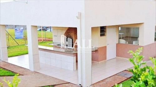 apartamento em são josé do rio preto bairro jardim yolanda - v810