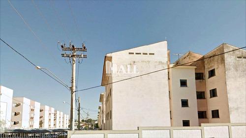 apartamento em são josé do rio preto bairro jardim yolanda - v82