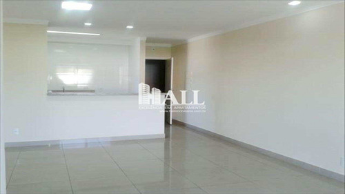 apartamento em são josé do rio preto bairro nova redentora - v1105