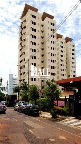 apartamento em são josé do rio preto bairro nova redentora - v1134