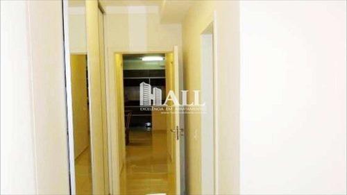 apartamento em são josé do rio preto bairro nova redentora - v734