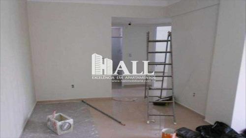 apartamento em são josé do rio preto bairro parque estoril - v666