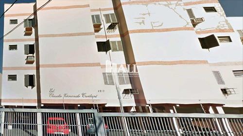 apartamento em são josé do rio preto bairro pinheiros - v377