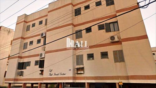 apartamento em são josé do rio preto bairro pinheiros - v416